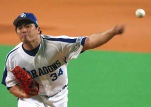 山本昌48歳