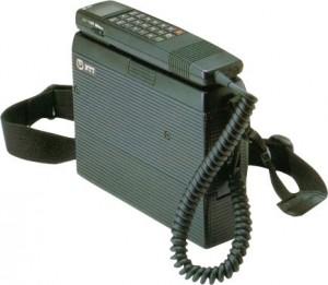 大昔の携帯