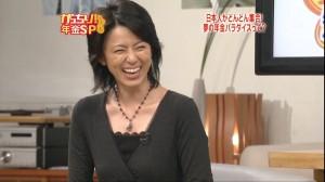 笑顔の進藤さん