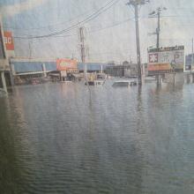 石巻地震水