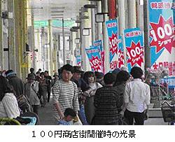 新庄市商店街