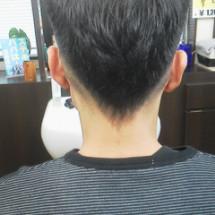 2011・11後ろ髪のばす