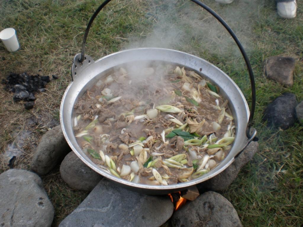 「芋煮」~米沢のソウル・フード~